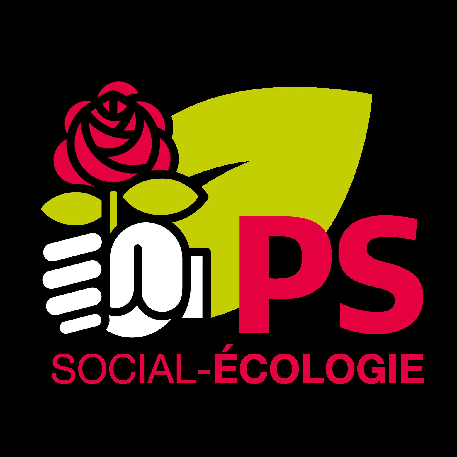 Logo du PS Parti Socialiste